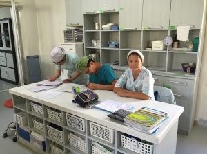 PICU Nurses